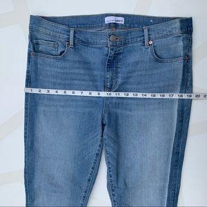 LOFT Jeans - LOFT Modern Skinny Jeans Step Fray Hems 14